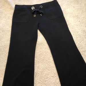 Tory Burch cropped sweats